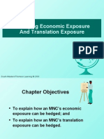 12 Managing Economic Exp and Translation Exposure