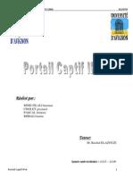 Rapport Projet02 PortailCaptif