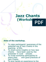Jazz Chant Presentation