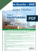 Cargo 03 Escriturario Cruzeiro