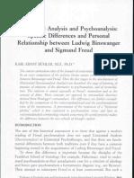 Binswanger and Freud