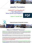 Introduction to FARJHO and SwapRent at PeoplesAlly Foundation v1_1