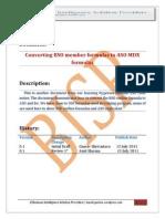 Converting BSO Formulas to ASO Formulas