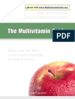 MultivitaminGuide 2010