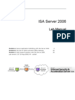 ISA 2006 Lab Manual (v3.0f Subset) A4