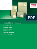 Central Battery Bro