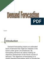d Forecasting