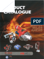 York Product Data Catalog