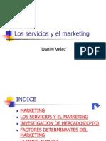 Los Servicios y El Marketing
