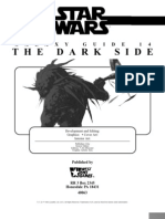 Star Wars D6 - Galaxy Guide 14 - Dark Side