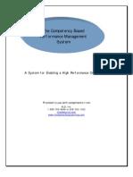 CBPMS White Paper