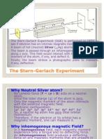 The Stern-Gerlach Experiment