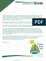 Hoolaha Information 2011