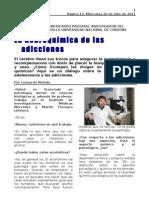 Página 12 La neuroquímica de las adicciones