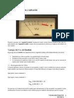 Parametros de Decibeles Autorizados