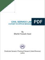 Civil Servants Laws 1973