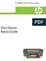 HP Photo Smart C4600 Series