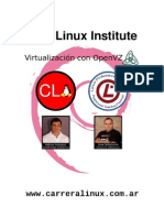 VirtualizandoElMundoConOpenVZ
