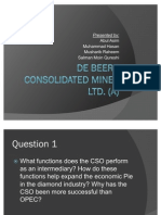 De Beers Consolidated Mines Ltd-SMQ