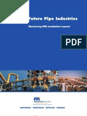 GRE Future Piping Design & Installation | Epoxy | Pipe