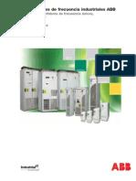 ACS 800 Catalogo Tecnico