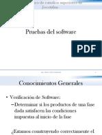 Pruebas Del Software