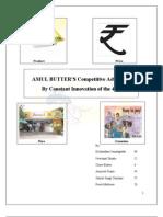 AMUL Butter 4P's