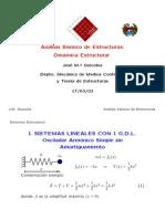 dinamica esructural