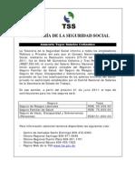 Aviso Aumento Topes Salarios 07-11