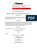 Codigo Procesal Civil y Merc
