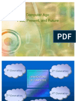 Ppt on Generations of Computer