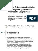 Lupus eritematoso sistémico seronegativo