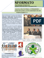 JORNAL DO DISTRITO DE FÁTIMA - Nº 2