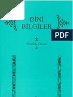 M.ozcan Dini.bilgiler