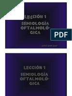 Semiologia Ocular