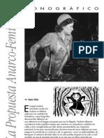 Monográfico Anarcofeminismo - Solidaridad Obrera