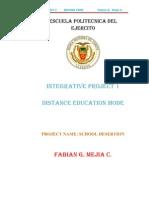 G. 2 Fabian G. Mejia C. Integrative Project 1