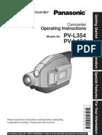 Panasonic PVL354D