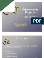 Como Selecionar Projetos 6 Sigma