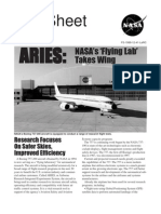 ARIES NASA's Flying Lab Takes Wing
