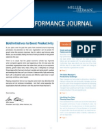 Miller Heiman Sales Performance Journal