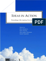 Ideas in Action
