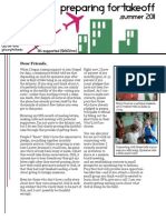 Summer 2011 GFA Newsletter
