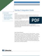 Integrating Samba file sharing from Linux and Unix serverswith Likewise Enterprise.