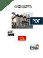 McDonald's Corporation