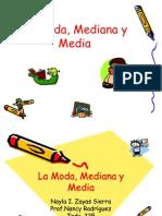 La a y Media