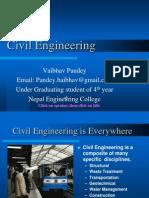 Civil Engineering by vaibhav pandey