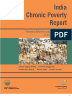 India Chronic Poverty Report
