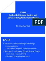 Embedded System Design - Lecture 1