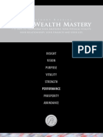 Life and Wealth Mastery Brochure